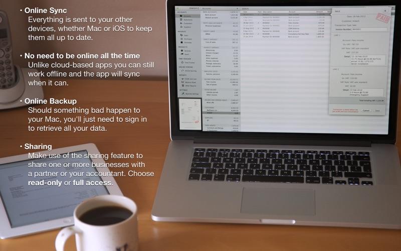 Easy Invoice Screenshot