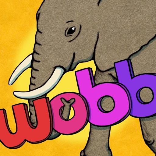 wobb! Africa - 非洲充滿了各種野生動物。小小探險家快整裝出發,到非洲大草原尋找野生動物