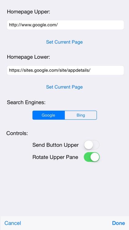Futari: Browse together screenshot-4