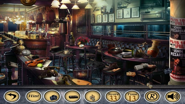 Find The Hidden Object Games