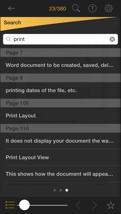 Master in 24h for Microsoft Word 2010 screenshot-4