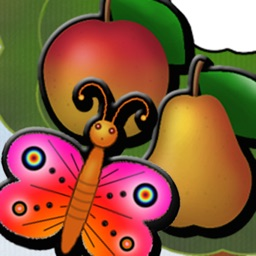 Animated Garden Shape Puzzles for Kids
