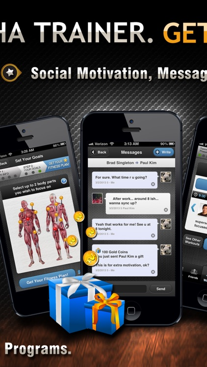 Alpha Trainer : Get Customized Fitness Programs