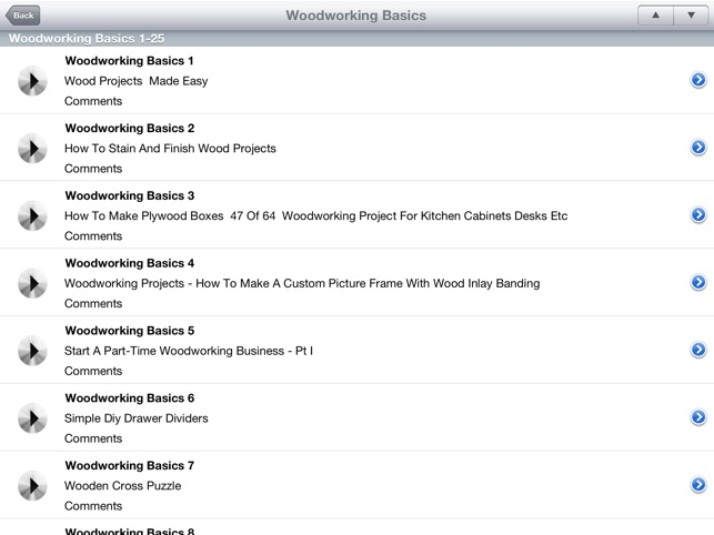 Woodworking Basics on the App Store