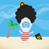 Afro Pirate! Your face in the game