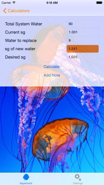 aquaPlanner Pro screenshot-4