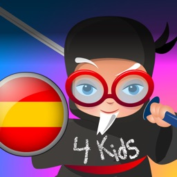 Professor Ninja Spanish For Kids