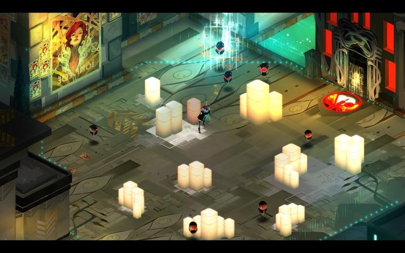 Transistor Screenshots