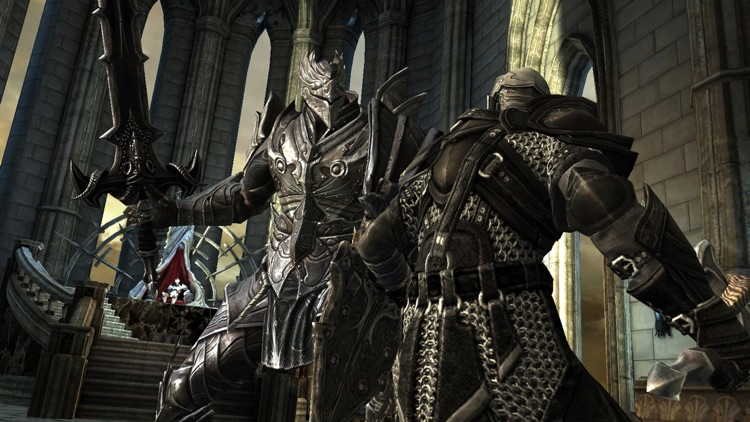 Infinity Blade screenshot-1