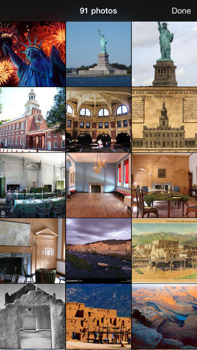 World Heritage in USA for Windows