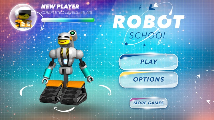 Robot School. Programming For Kids screenshot-0