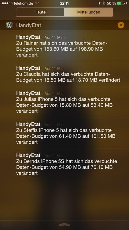 HandyEtat screenshot-3