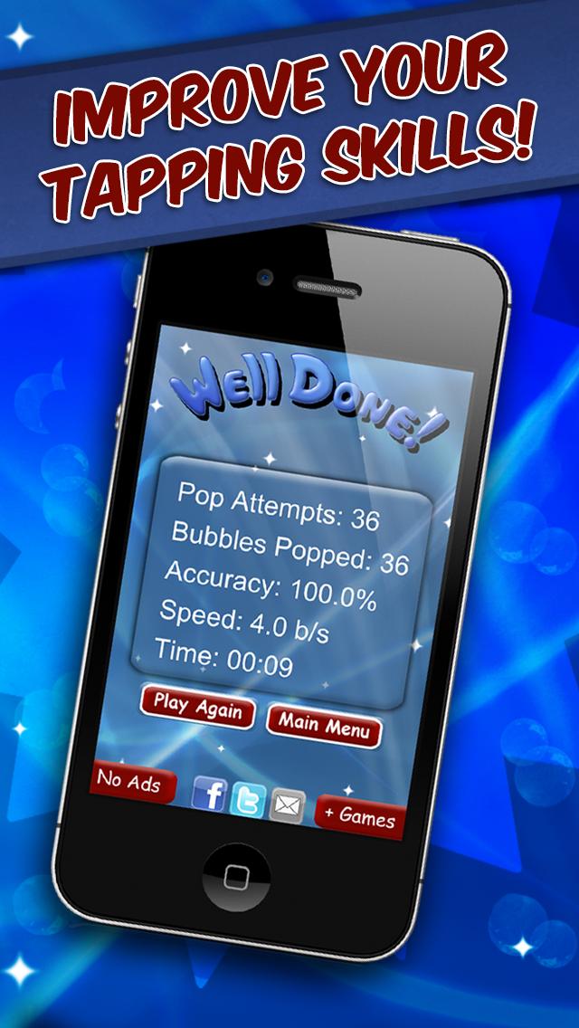 """Screenshot of Tocca, Tocca la Bolla che Scoppia Top Giochi Gratis – da """"Migliori Giochi per Ragazze, Giochi per Ragazzi e Giochi per Bambini""""3"""