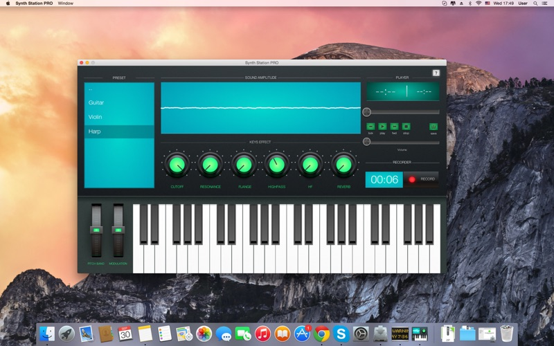 Synth Station PRO for Mac