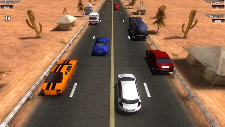 Traffic Driver screenshot-1