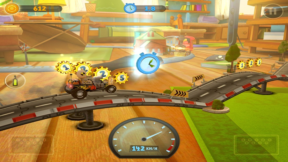 Small & Furious: Challenge the Crazy Crash Test Dummies in an Endless Race hack tool