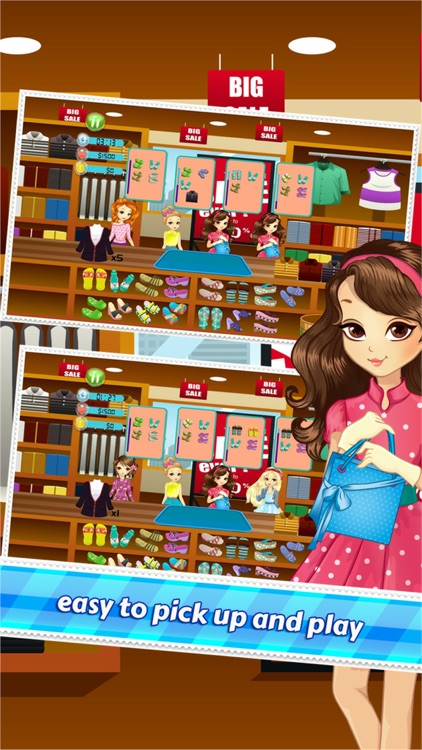 Girl Fashion Shopping Mall screenshot-3