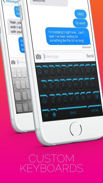 Cool Keyboards Pro for iOS 8