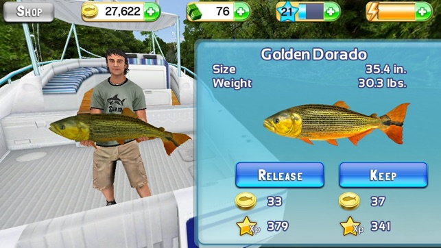 Fishing kings free on the app store for Fishing kings free
