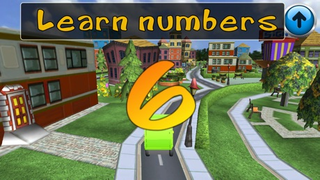 Mini Drivers – learn numbers, counting and colors for toddlers and preschool kids