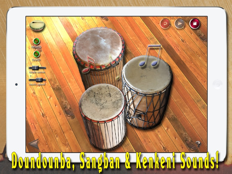 i Play My African Drums HD PRO