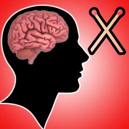 Brain Applies : Matchstick Cross