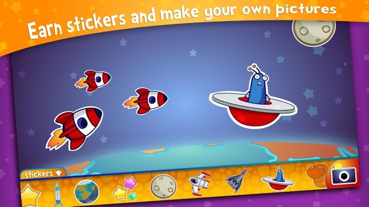 Alien Buddies – Preschool Learning Activities screenshot-4