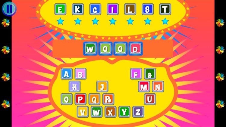 Wee Kids Word Games