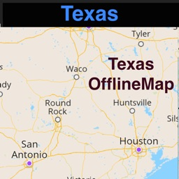 Texas Offline Map with Traffic Cameras