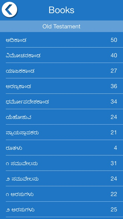 Kannada Bible Offline screenshot-3