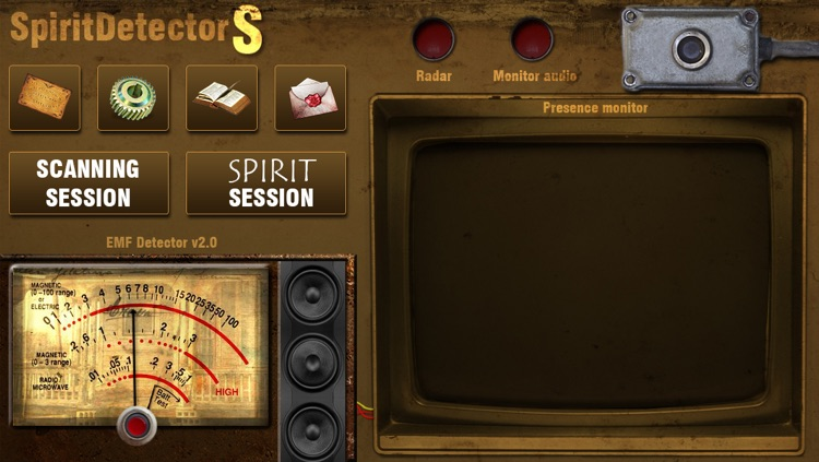 Spirit Detector S screenshot-3