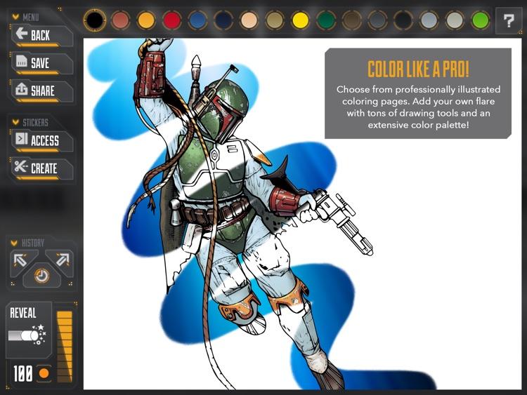 Star Wars Creativity Studio