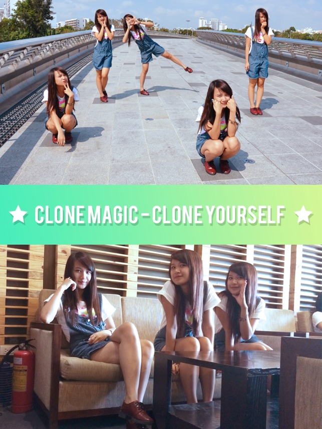 Clone Magic Screenshot