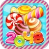 Candy 2048 Craze - Awesome Puzzle (Free)