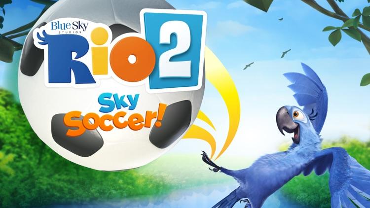 RIO 2 Sky Soccer! screenshot-0