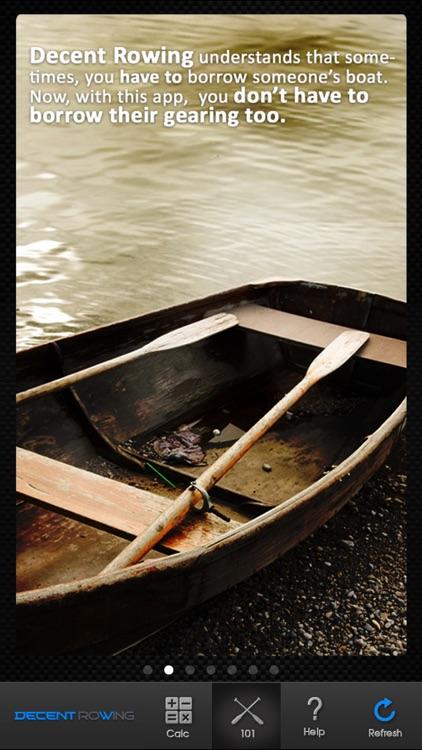 Rowing Calc