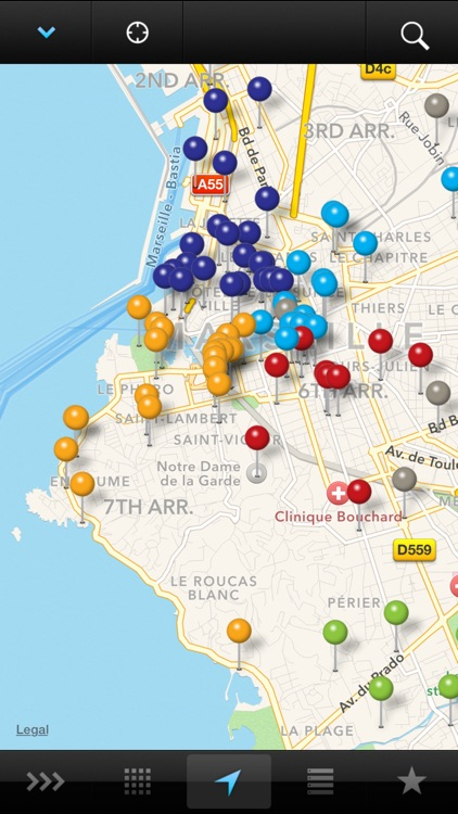 Marseille: Wallpaper* City Guide screenshot-3