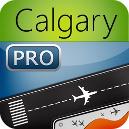 Calgary Airport Pro (YYC) Flight Tracker