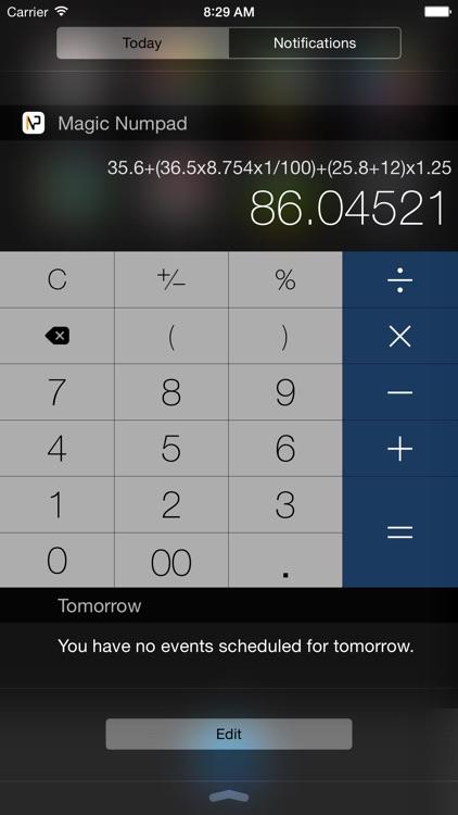 Magic Numpad screenshot-4