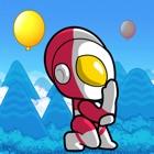 奥特曼射气球 icon