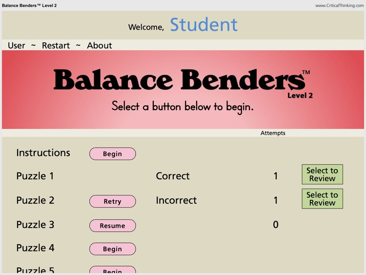 Balance Benders™ Level 2 screenshot-3