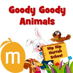 Goody Goody Animals - Read Along Interactive language learning eBooks for Parents, Teacher and Kids