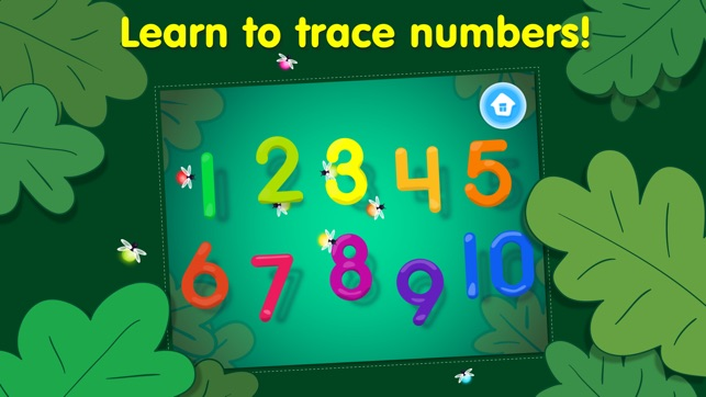 123 Tracing Numbers: Montessori math game for kids on the App Store