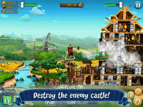 Screenshot #5 for CastleStorm - Free to Siege