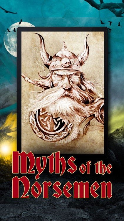 Myths of the Norsemen - Viking Mythology, Sagas & The Edda