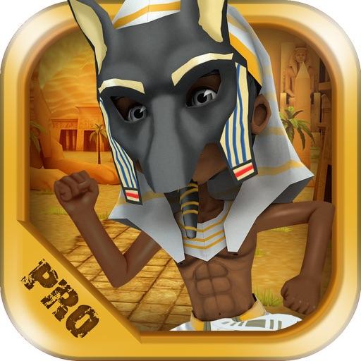 3D Egyptian Pyramid Run Game PRO