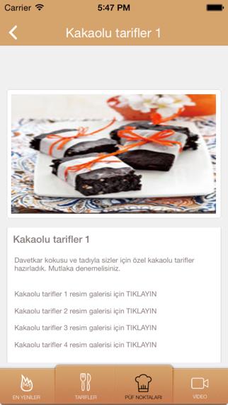 点击获取Lezzet: Yemek Tarifleri!