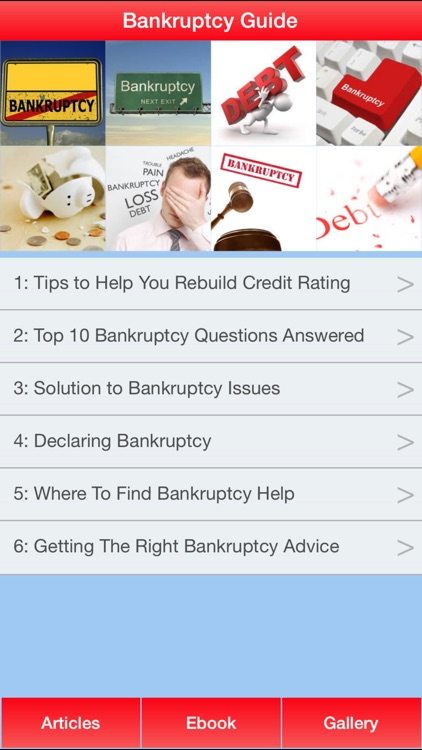Bankruptcy Guide - Everything You Need To Know After Bankruptcy