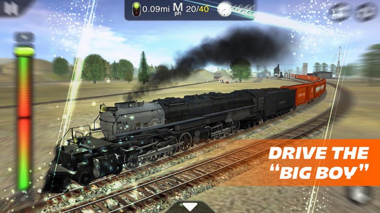 Train Driver Journey 4 - Introduction to Steam screenshot-3