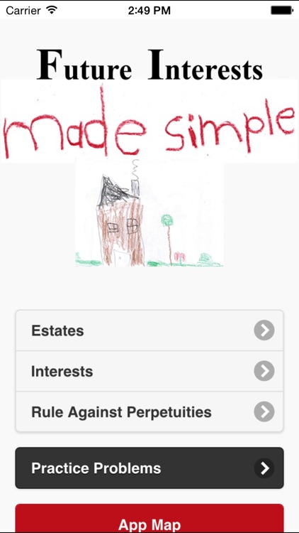 Future Interests Made Simple